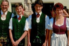 Familie Burgstaller