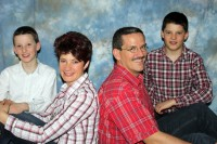 Familie Burgstaller Footer