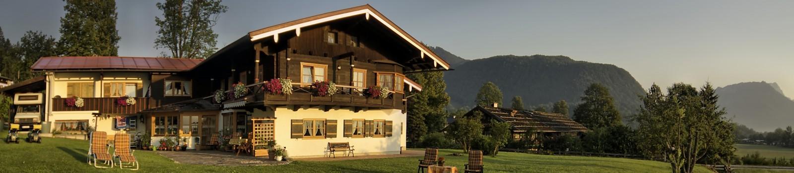 Gästehaus Grünsteineck
