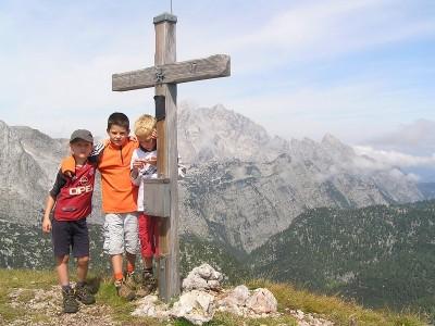 Familienurlaub mit Kindern