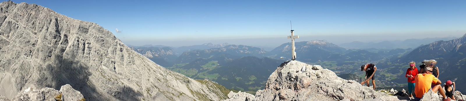 Bergsteigen und Wandern in Berchtesgaden
