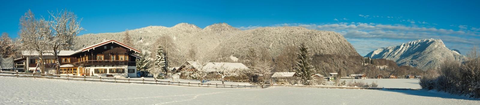 Winterurlaub im Grünsteineck