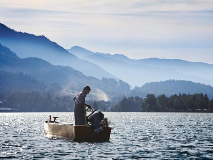 Fischerei Wolfangsee (c) SalzburgerLand Tourismus