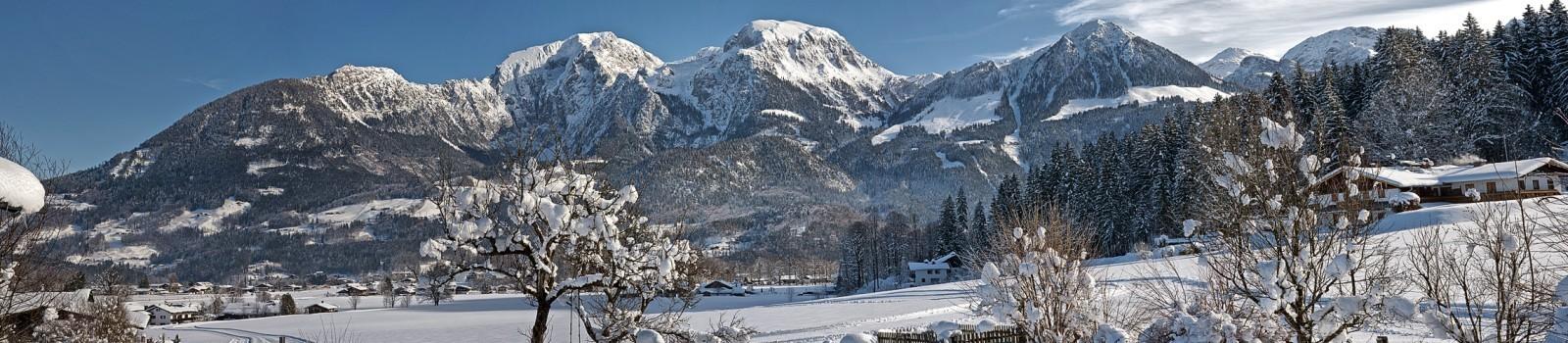 Winter in Schönau