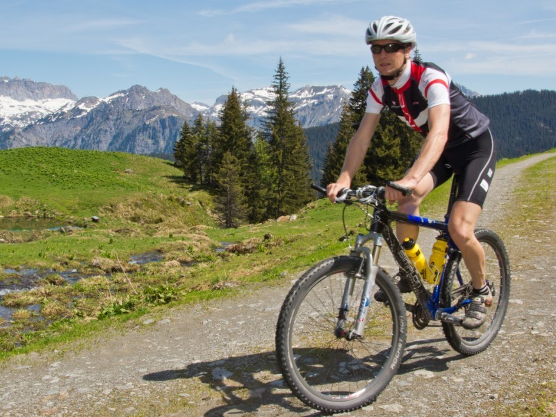 Mountainbiken in Berchtesgaden