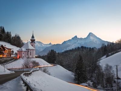 Winterurlaub in Schönau