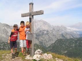 Im Nationalpark Berchtesgaden unterwegs