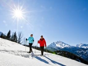 Winterwandern in Schönau