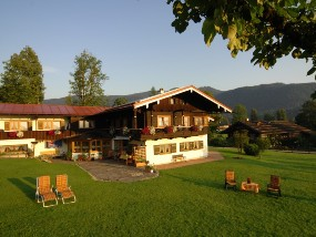 Ferienwohnungen Grünsteineck Schönau