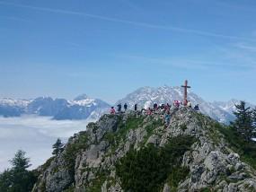 Gipfelkreuz am Jenner
